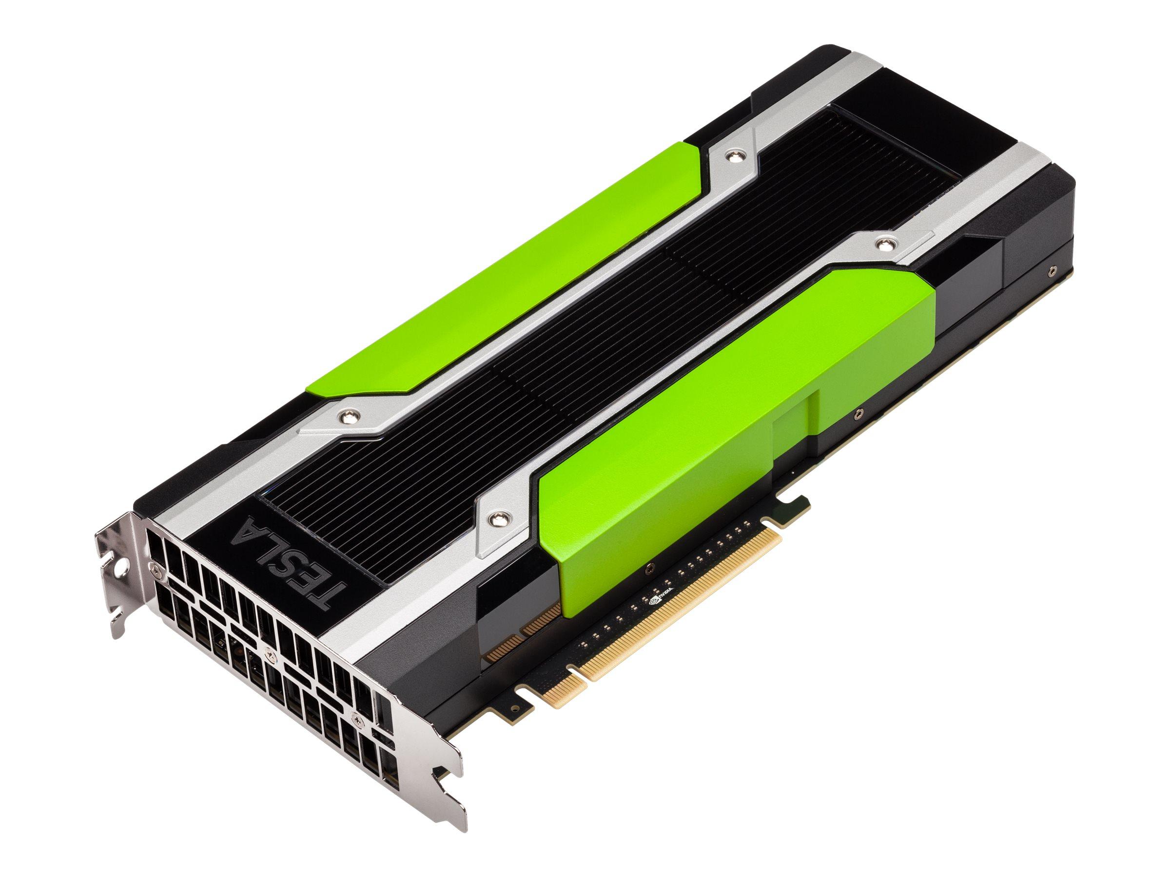 NVIDIA Tesla M40 - GPU-Rechenprozessor - Tesla M40 - 24 GB GDDR5 - PCIe 3.0 x16 - ohne Lüfter
