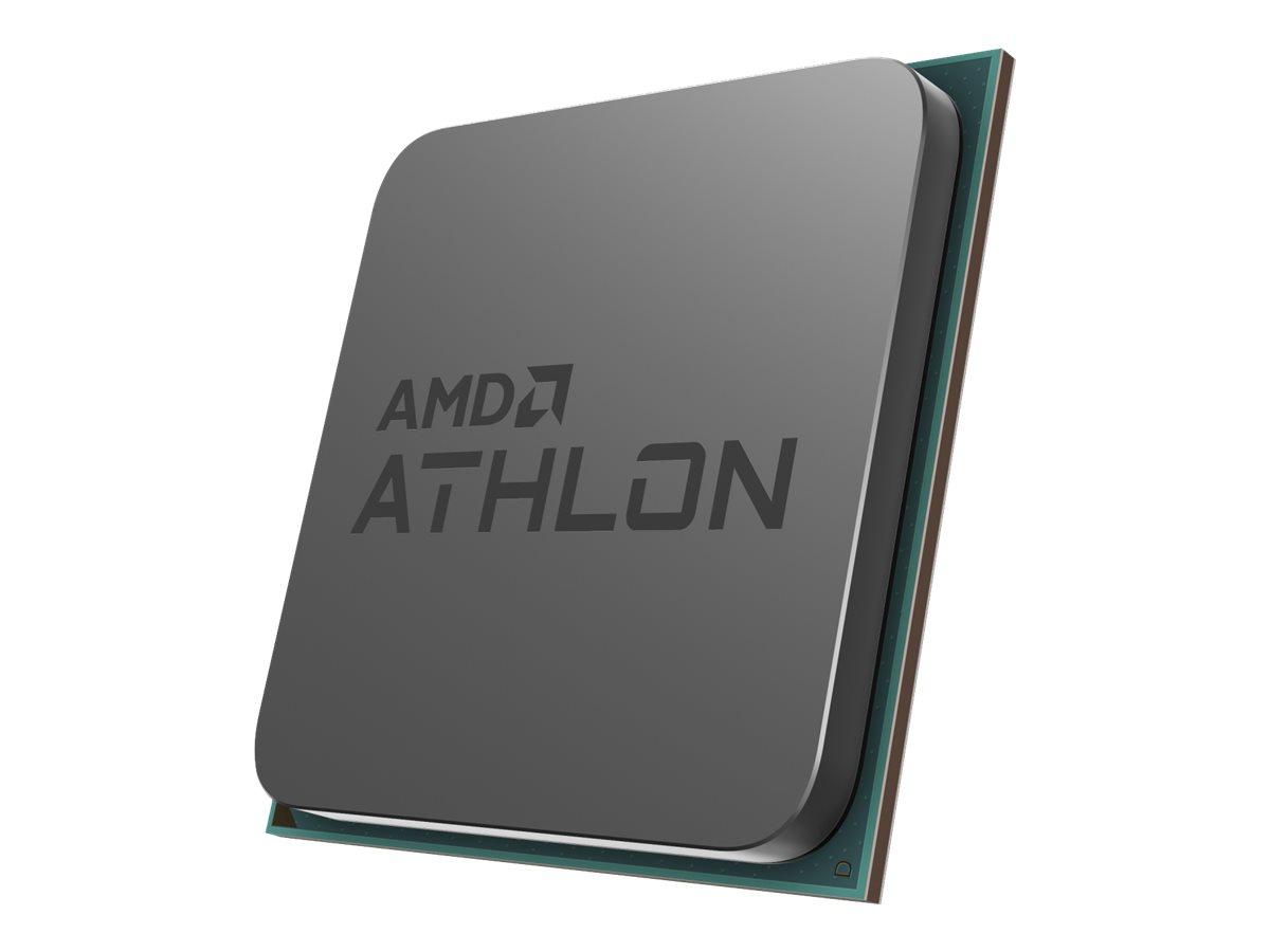 AMD Athlon 240GE - 3.5 GHz - 2 Kerne - 4 Threads - 4 MB Cache-Speicher - Socket AM4