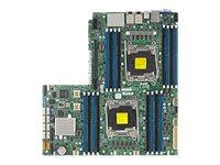 SUPERMICRO X10DRW-NT - Motherboard - LGA2011-v3-Sockel - 2 Unterstützte CPUs - C612 - USB 3.0