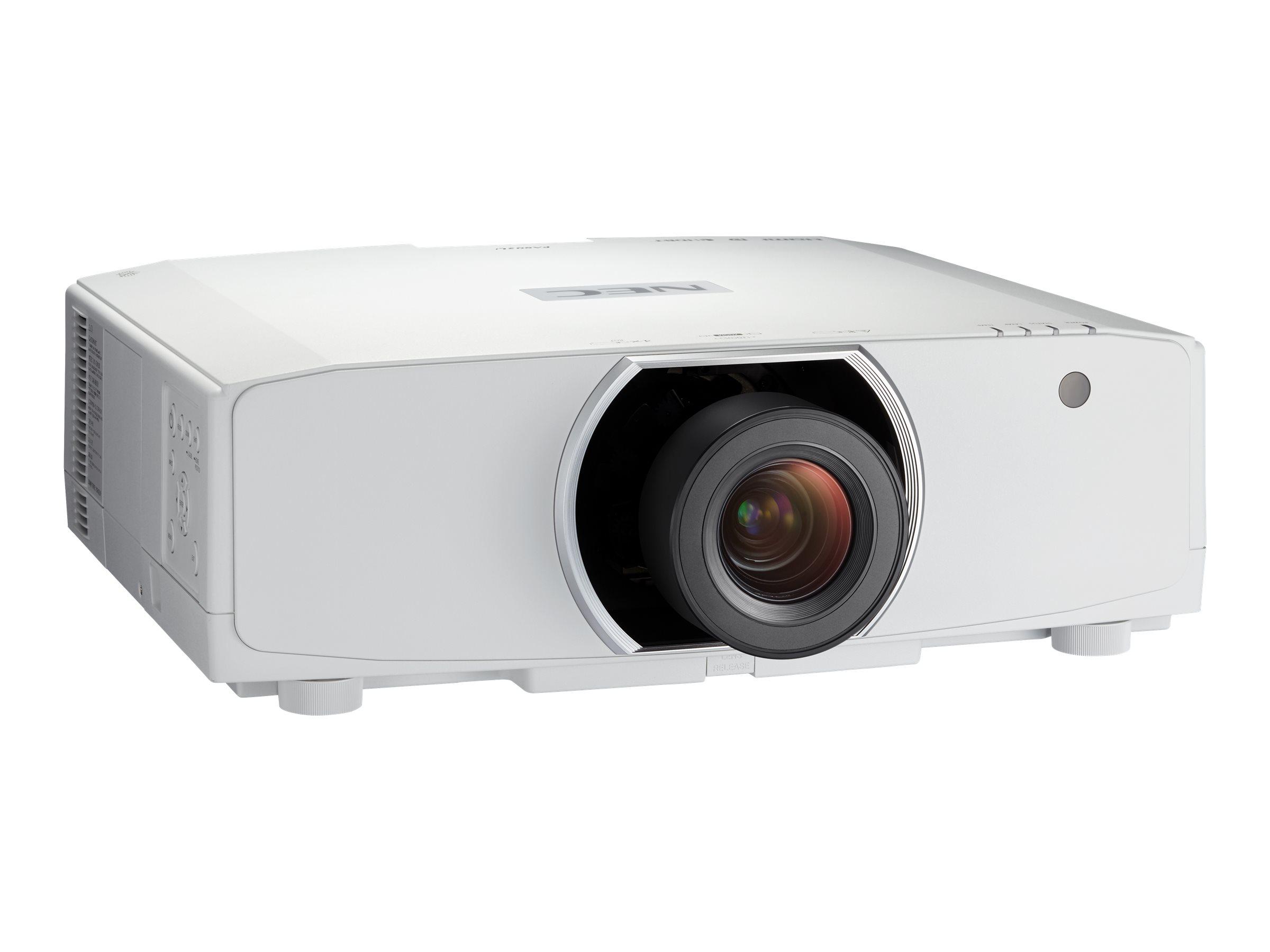 NEC PA803U - 3-LCD-Projektor - 3D - 8000 ANSI-Lumen - WUXGA (1920 x 1200) - 16:10