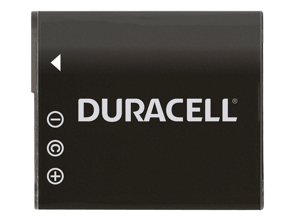 Duracell - Batterie - Li-Ion - 0.9 Ah - Schwarz - für Sony Cyber-shot DSC-H10, H20, H50, W110, W120, W130, W150, W170, W220, W23