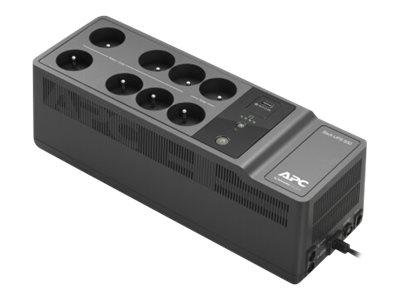 APC Back-UPS BE650G2-CP - USV - Wechselstrom 220-240 V - 400 Watt - 650 VA - Ausgangsanschlüsse: 8