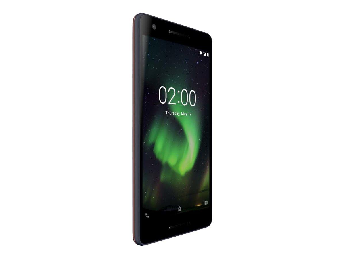 Nokia 2.1 - Smartphone - Dual-SIM - 4G LTE - 8 GB - microSDXC slot