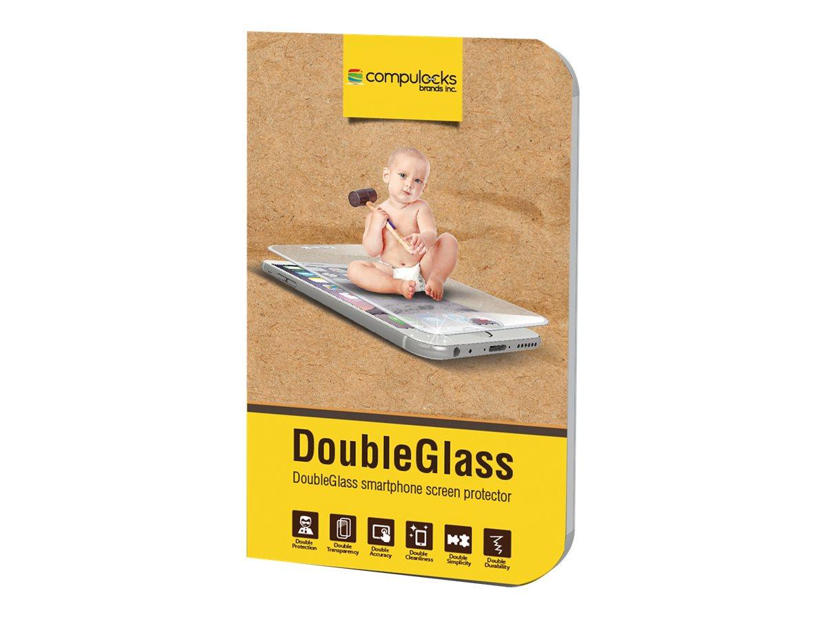 Compulocks DoubleGlass - iPhone 6 Plus / 6S Plus / 7 Plus Armored Tempered Glass Screen Protector - 100 PACK - Bildschirmschutz