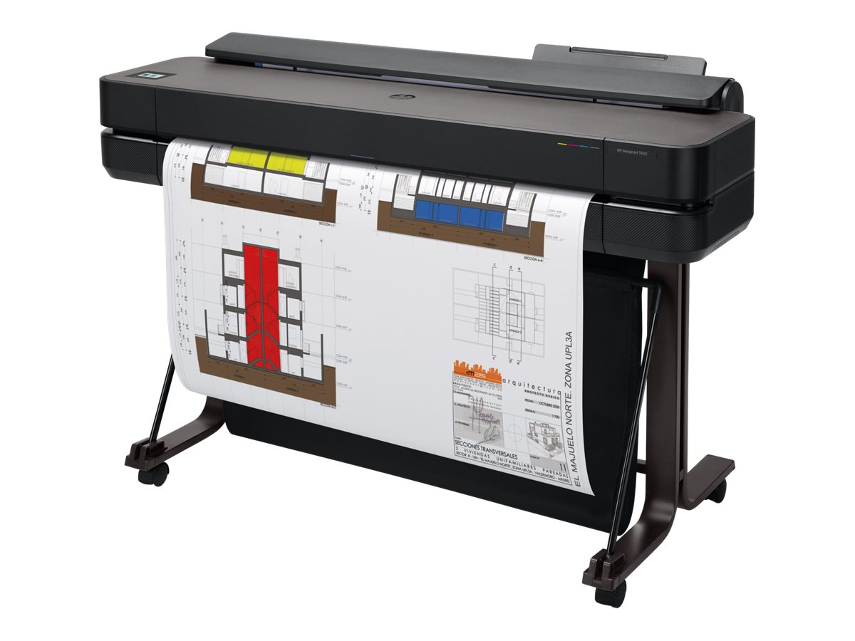 HP DesignJet T650 - 914 mm (36