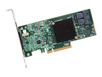 Avago 9300-8e - Speicher-Controller - 8 Sender/Kanal - SAS 12Gb/s Low-Profile - 12 Gbit/s - PCIe 3.0 x8