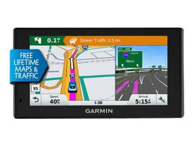 Garmin DriveSmart 70LMT-D - GPS-Navigationsgerät - Kfz 7 Zoll Breitbild
