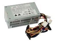 Shuttle PC55 Silent X - Stromversorgung (intern) - Wechselstrom 100/240 V - 450 Watt - aktive PFC - für XPC SB81P, SB95P, SB95PV