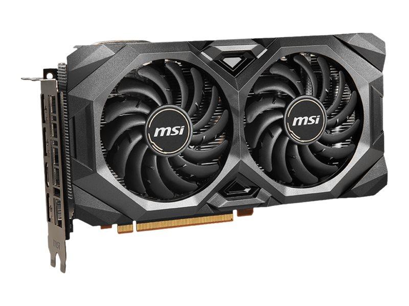 MSI RX 5700 MECH GP OC - Grafikkarten - Radeon RX 5700 - 8 GB GDDR6 - PCIe 4.0 x16 - HDMI, 3 x DisplayPort
