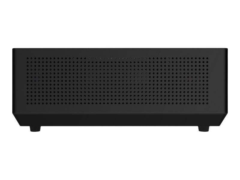 ZOTAC ZBOX M Series MI549 nano - Barebone - Mini-PC - 1 x Core i5 7300U / 2.6 GHz - HD Graphics 620 - GigE