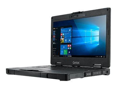 Getac S410 G2 - Core i5 8250U / 1.6 GHz - Win 10 Pro - 16 GB RAM - 500 GB HDD - 35.6 cm (14