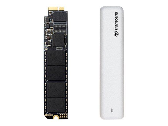 Transcend JetDrive 500 - Solid-State-Disk - 240 GB - intern - SATA 6Gb/s - für Apple MacBook Air (Ende 2010, Mitte 2011)