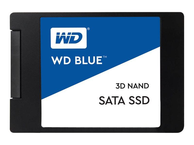 WD Blue 3D NAND SATA SSD WDS200T2B0A - Solid-State-Disk - 2 TB - intern - 2.5