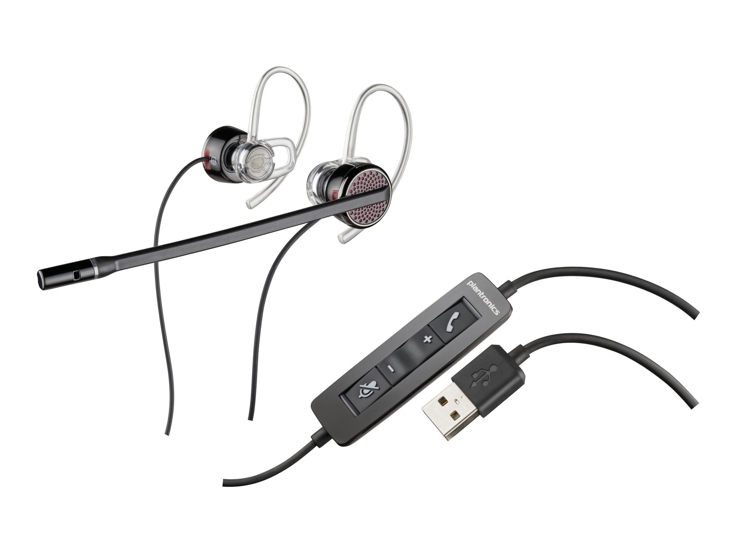 Plantronics Blackwire C435 - Headset - konvertierbar - kabelgebunden