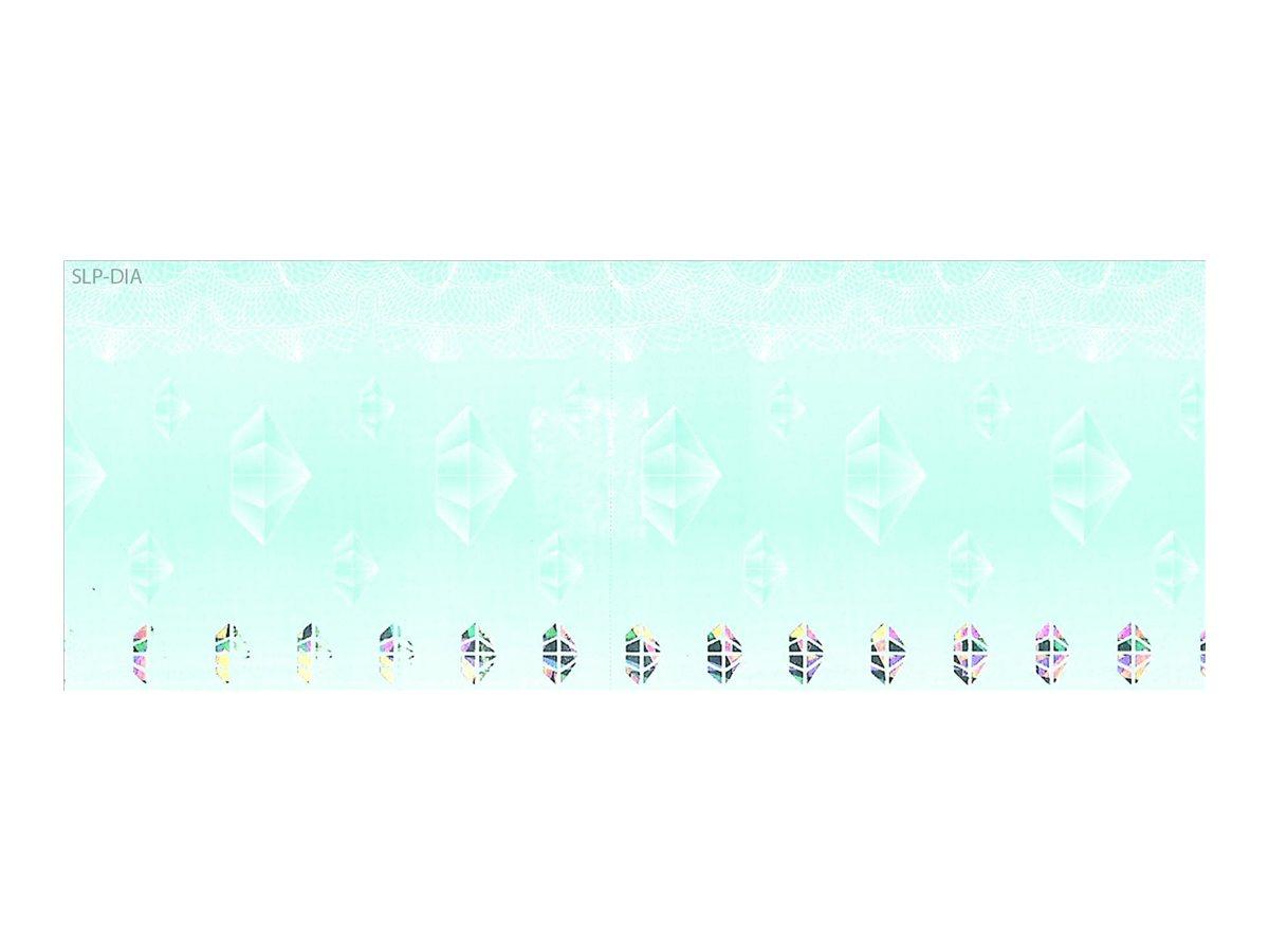 Seiko Instruments SLP-DIA - Papier - nicht klebend - 57 x 150 mm 300 Stck. (1 Rolle(n) x 300) Tickets - für Smart Label Printer