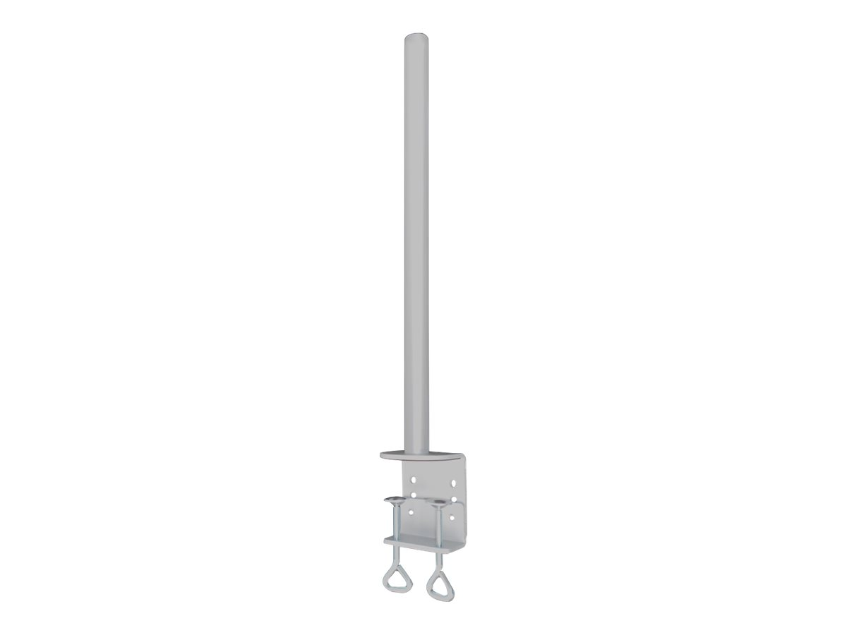 NewStar FPMA-D935POLE - Montagekomponente (Erweiterungsstange) für Monitor - Silber - Schreibtisch - für NewStar Full Motion Des