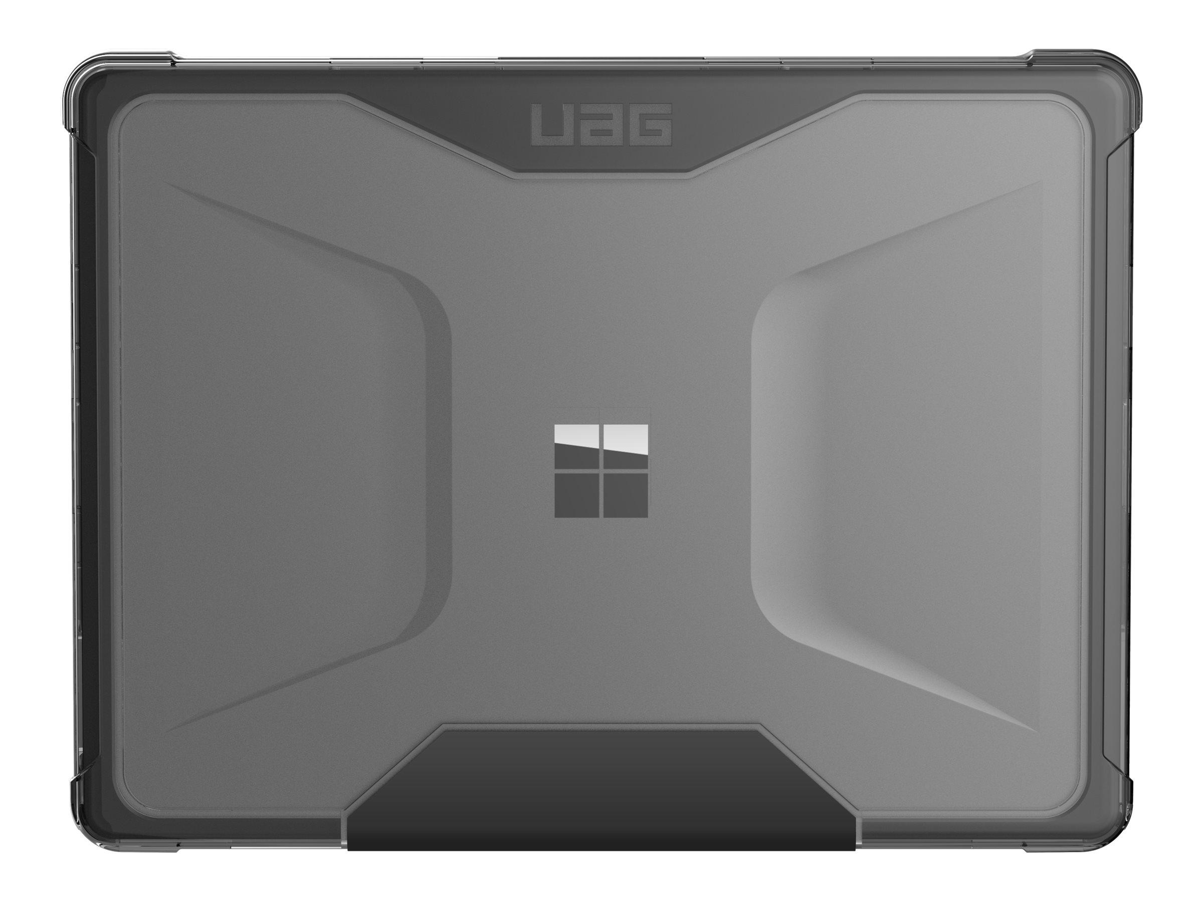 UAG Rugged Case for Microsoft Surface Laptop Go - Plyo Ice - Obere und hintere Abdeckung für Notebook - Ice - für Microsoft Surf