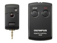 Olympus RS-30W - Fernbedienung - infrarot - für Olympus LS-10, LS-20M