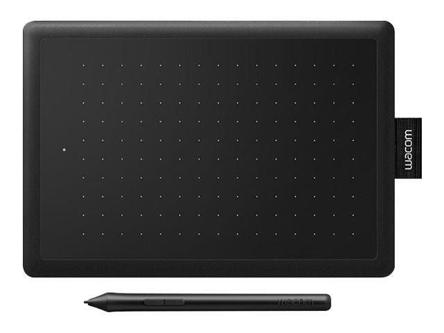 One by Wacom Small - Digitalisierer - rechts- und linkshändig - 15.2 x 9.5 cm - elektromagnetisch - kabelgebunden