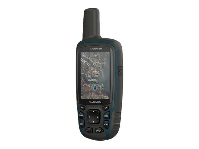 Garmin GPSMAP 64x - GPS/GLONASS/Galileo Navigator - Wandern 2.6