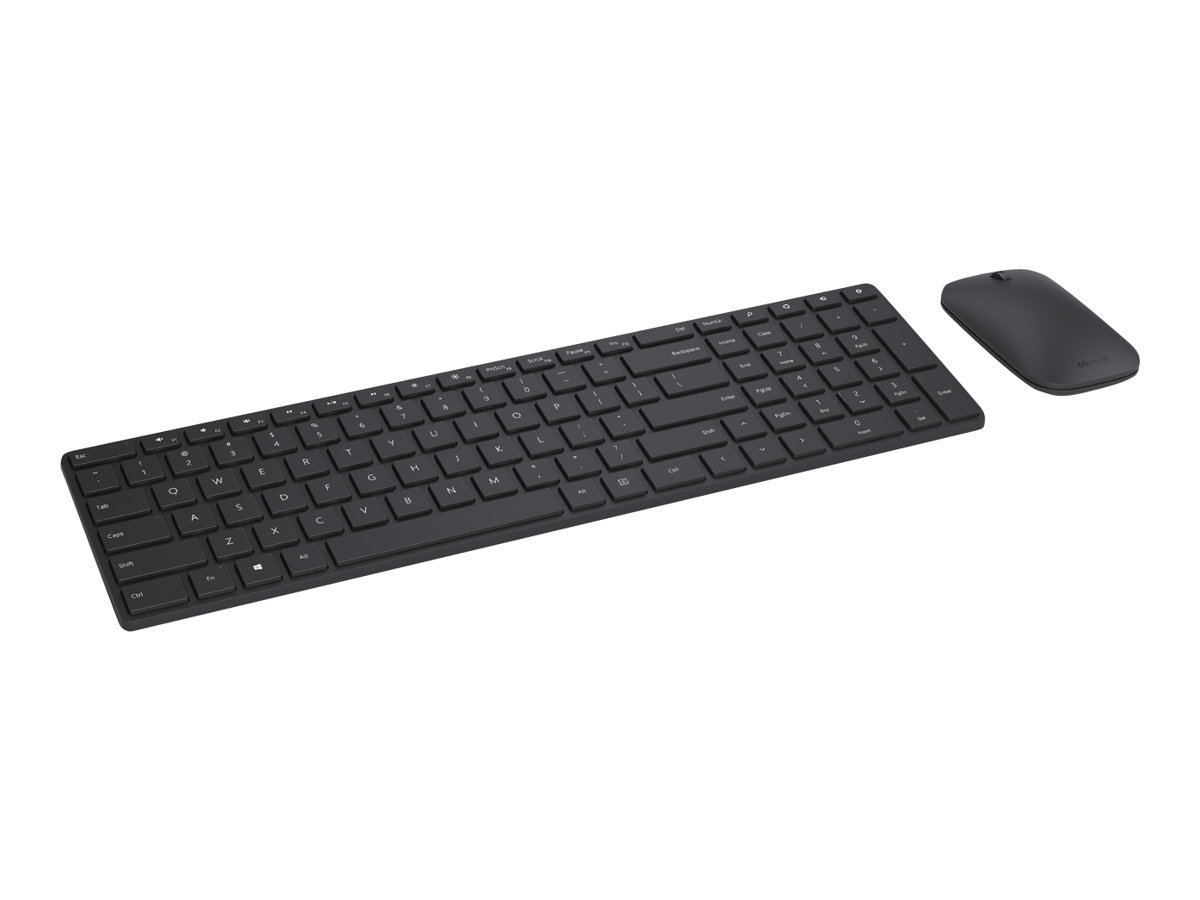Microsoft Designer Bluetooth Desktop - Tastatur-und-Maus-Set - kabellos - Bluetooth 4.0 - Deutsch