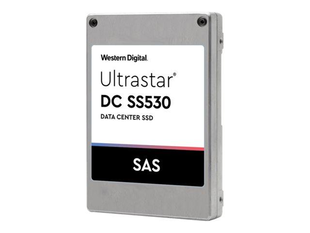 WD Ultrastar DC SS530 WUSTR1538ASS201 - Solid-State-Disk - verschlüsselt - 3.84 TB - intern - 2.5