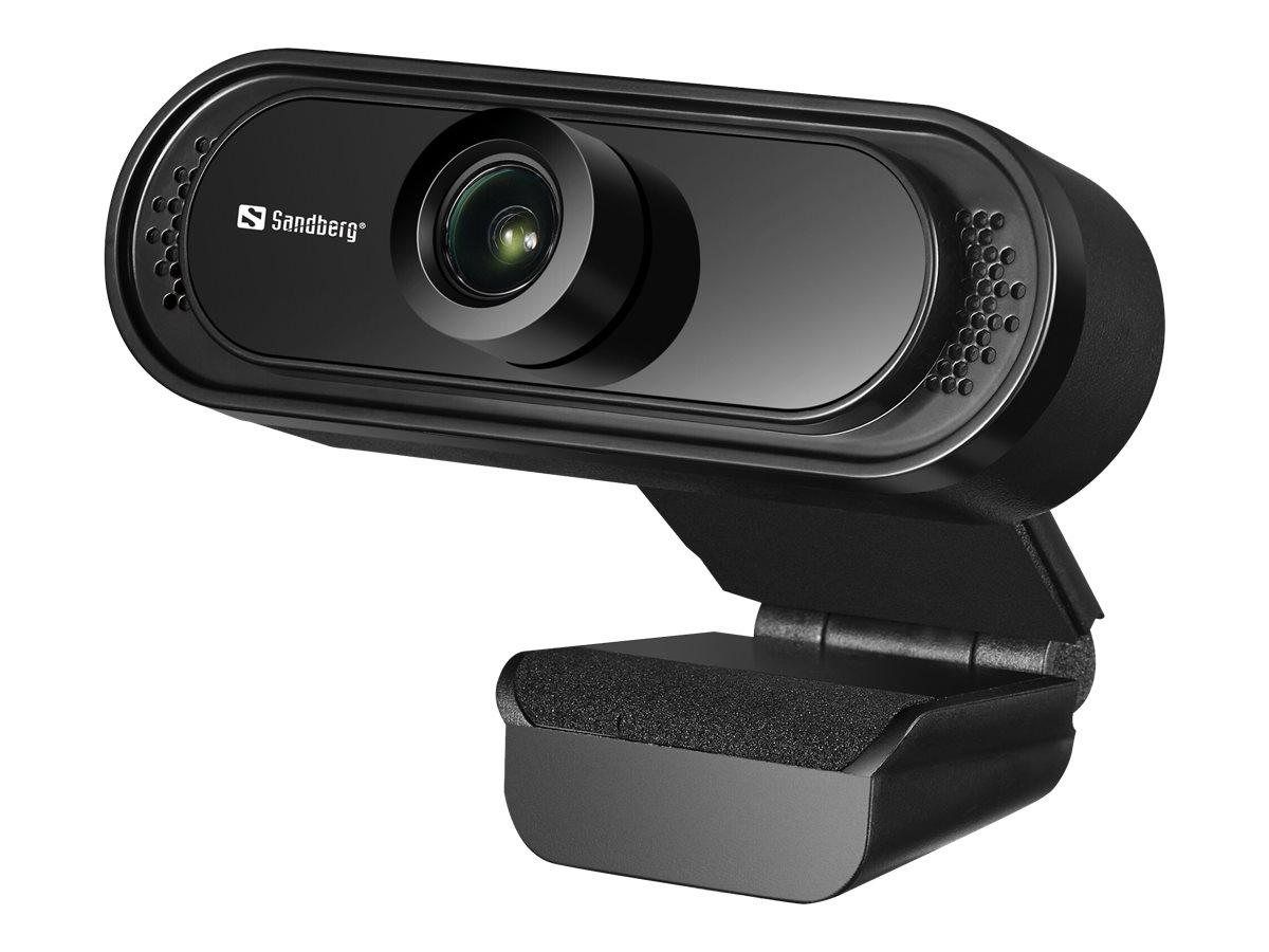 Sandberg Saver - Web-Kamera - Farbe - 2 MP - 1920 x 1080 - 1080p