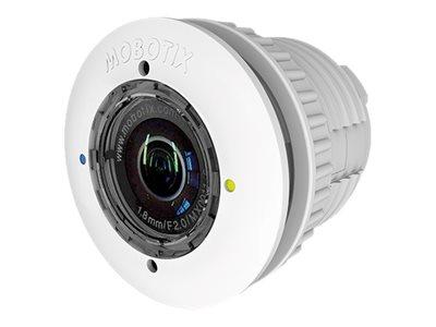 MOBOTIX - Kamera-Sensormodul mit Linse und Mikrofon - weiss