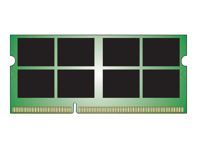 Kingston ValueRAM - DDR3L - 8 GB - SO DIMM 204-PIN - 1600 MHz / PC3L-12800 - CL11