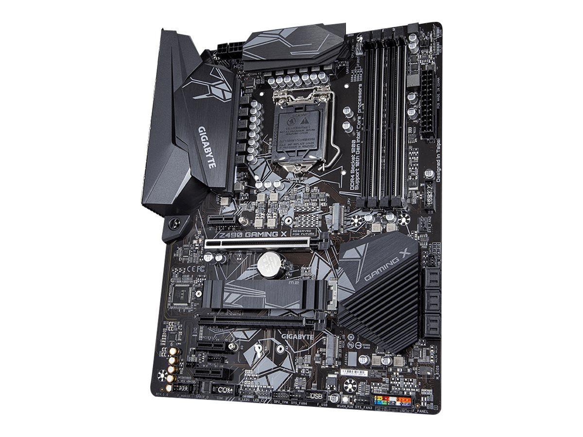 Gigabyte Z490 GAMING X - 1.0 - Motherboard - ATX - LGA1200-Sockel - Z490