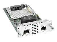 Cisco Fourth-Generation Multi-flex Trunk Voice/Clear-channel Data T1/E1 Module - Erweiterungsmodul - T1/E1 x 2 - T-1/E-1 - für C