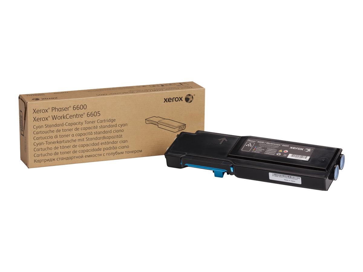 Xerox Phaser 6600 - Cyan - Original - Tonerpatrone - für Phaser 6600DN, 6600N, 6600V_DNM; WorkCentre 6605DN