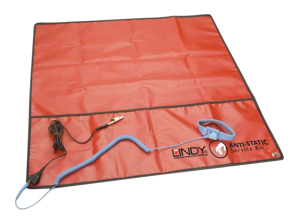 Lindy - Antistatisches Service-Kit - Rot