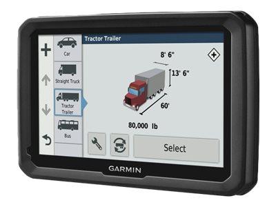 Garmin dezl 580LMT-D - GPS-Navigationsgerät - Kfz 5