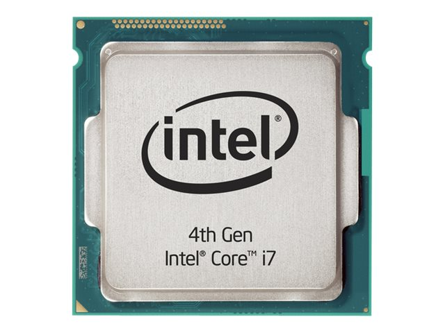 Intel Core i7 4790 - 3.6 GHz - 4 Kerne - 8 Threads - 8 MB Cache-Speicher - LGA1150 Socket