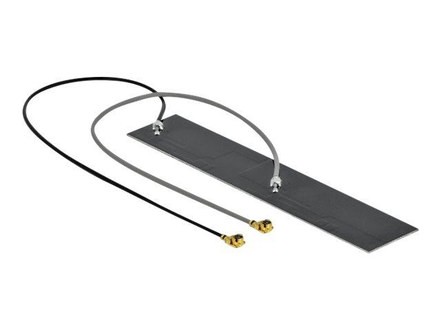 Delock - Antenne - 78 cm - Teller - Smart Home - innen, Klebemontage
