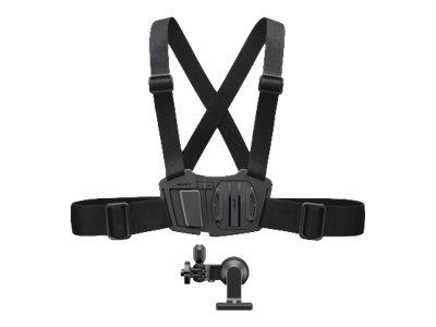 Sony AKA-CMH1 - Brusthalterung - für Action Cam-FDR-X1000, X3000, HDR-AS15, AS20, AS200, AS30, AS300, AS50