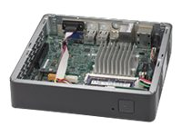 Supermicro SuperServer E200-9AP - Barebone - Mini-ITX Box PC - 1 x Atom x5 E3940 - HD Graphics 500 - GigE