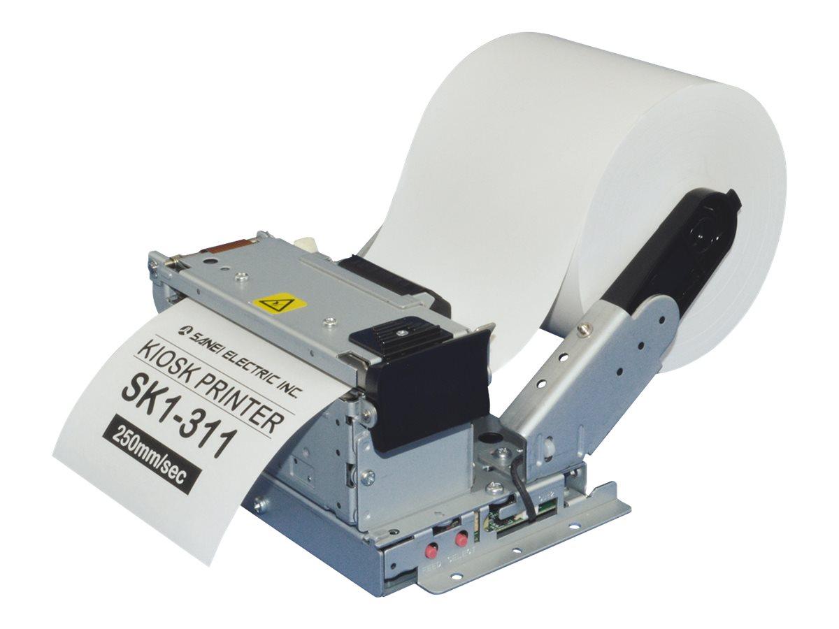 Sanei SK1-311SF4 -Q-ST - Belegdrucker - Thermopapier - Roll (8,3 cm) - 203 dpi - bis zu 250 mm/Sek.