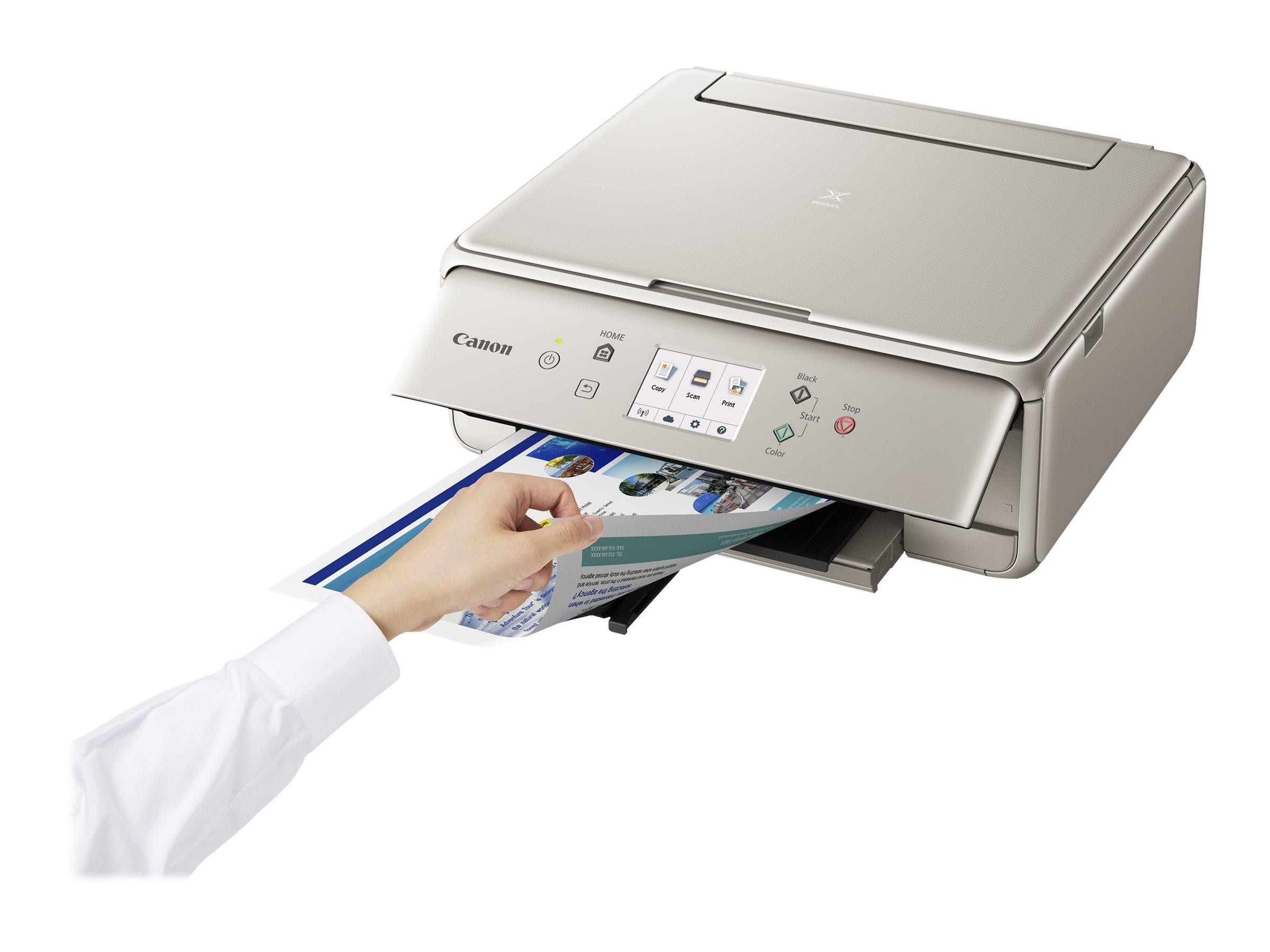 Canon PIXMA TS6052 - Multifunktionsdrucker - Farbe - Tintenstrahl - 216 x 297 mm (Original) - A4/Legal (Medien)