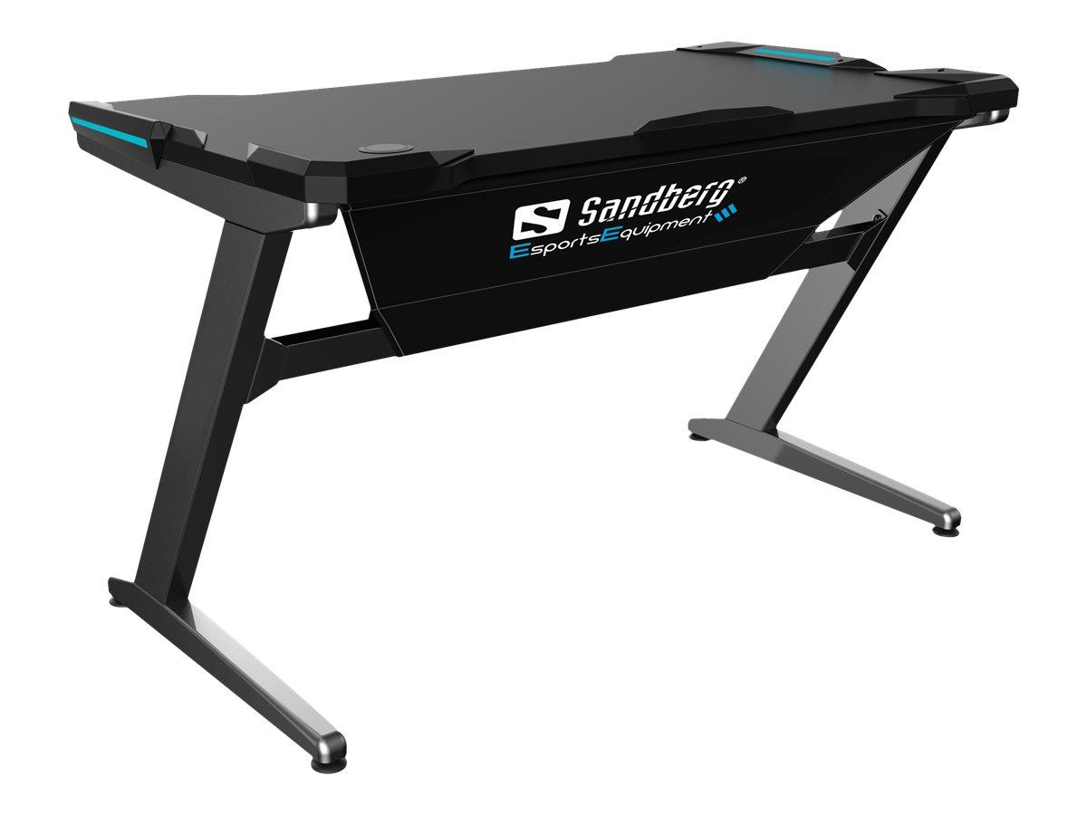 Sandberg EsportsEquipment Fighter Gaming Desk - Tisch - Gaming