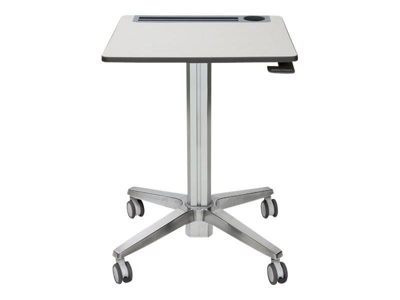 Ergotron LearnFit Adjustable - Tisch - mobil - Schule - rechteckig - weiss