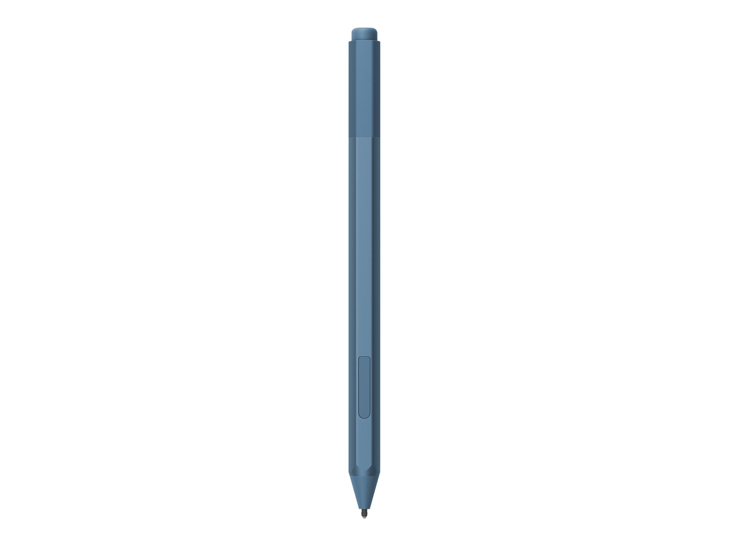 Microsoft Surface Pen - Stift - 2 Tasten - kabellos - Bluetooth 4.0 - Eisblau