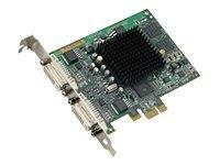 Matrox Millennium G550 PCIe - Grafikkarten - MGA G550 - 32 MB - PCIe