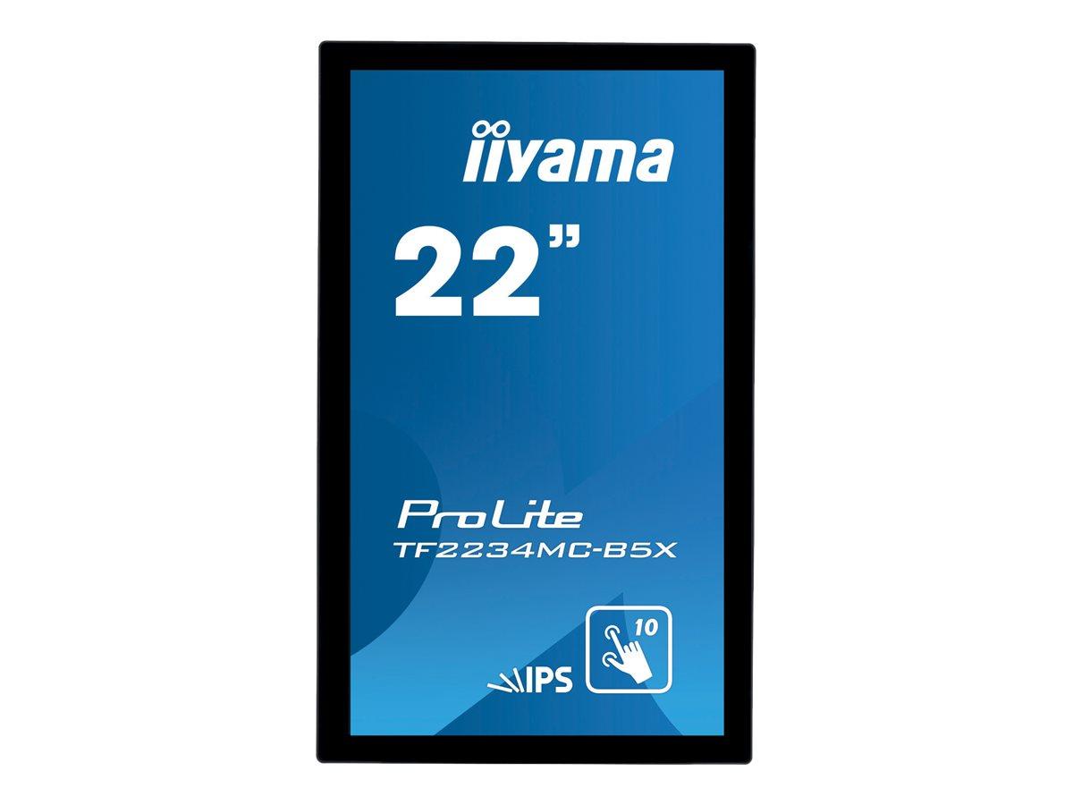 iiyama ProLite TF2234MC-B5X - LED-Monitor - 55 cm (21.5