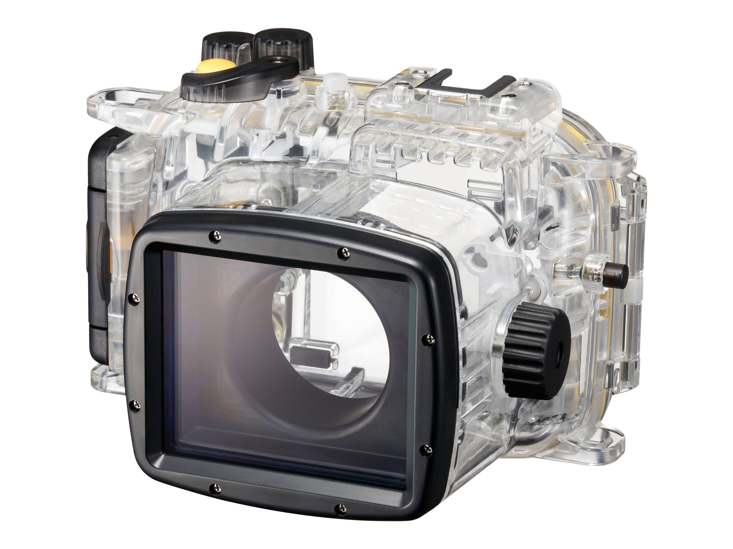 Canon WP-DC55 - Unterwassergehäuse Kamera - für PowerShot G7 X Mark II