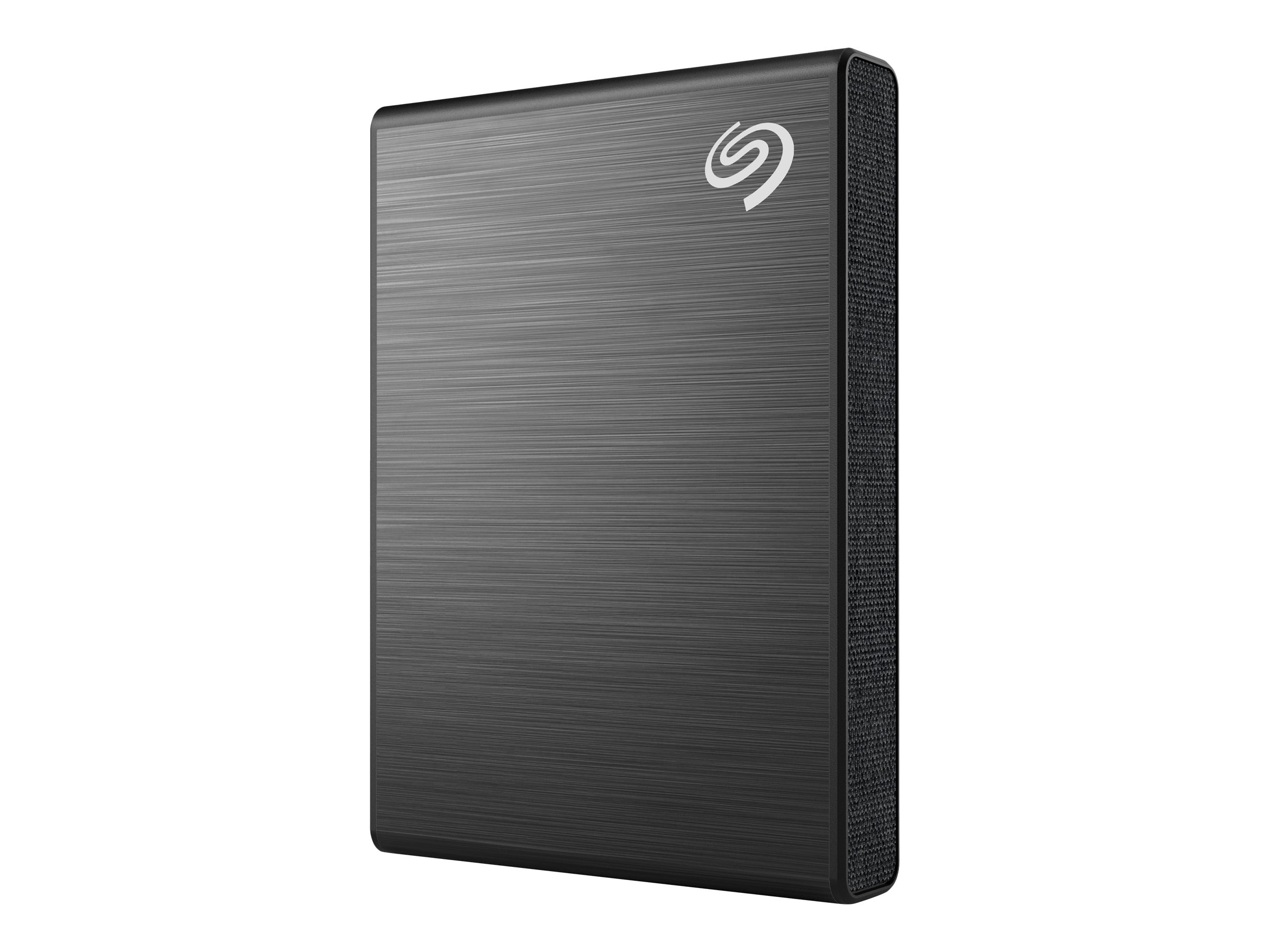 Seagate One Touch SSD STKG500401 - Solid-State-Disk - 500 GB - extern (tragbar) - USB 3.0 (USB-C Steckverbinder) - Silber