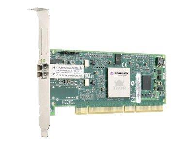Emulex LightPulse LP1050-E - Hostbus-Adapter - PCI-X Low-Profile - Fibre Channel