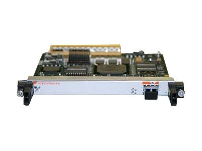 Cisco 1-Port Channelized OC-3/STM-1 Circuit Emulation Over Packet and Channelized ATM Shared Port Adapter - Erweiterungsmodul -