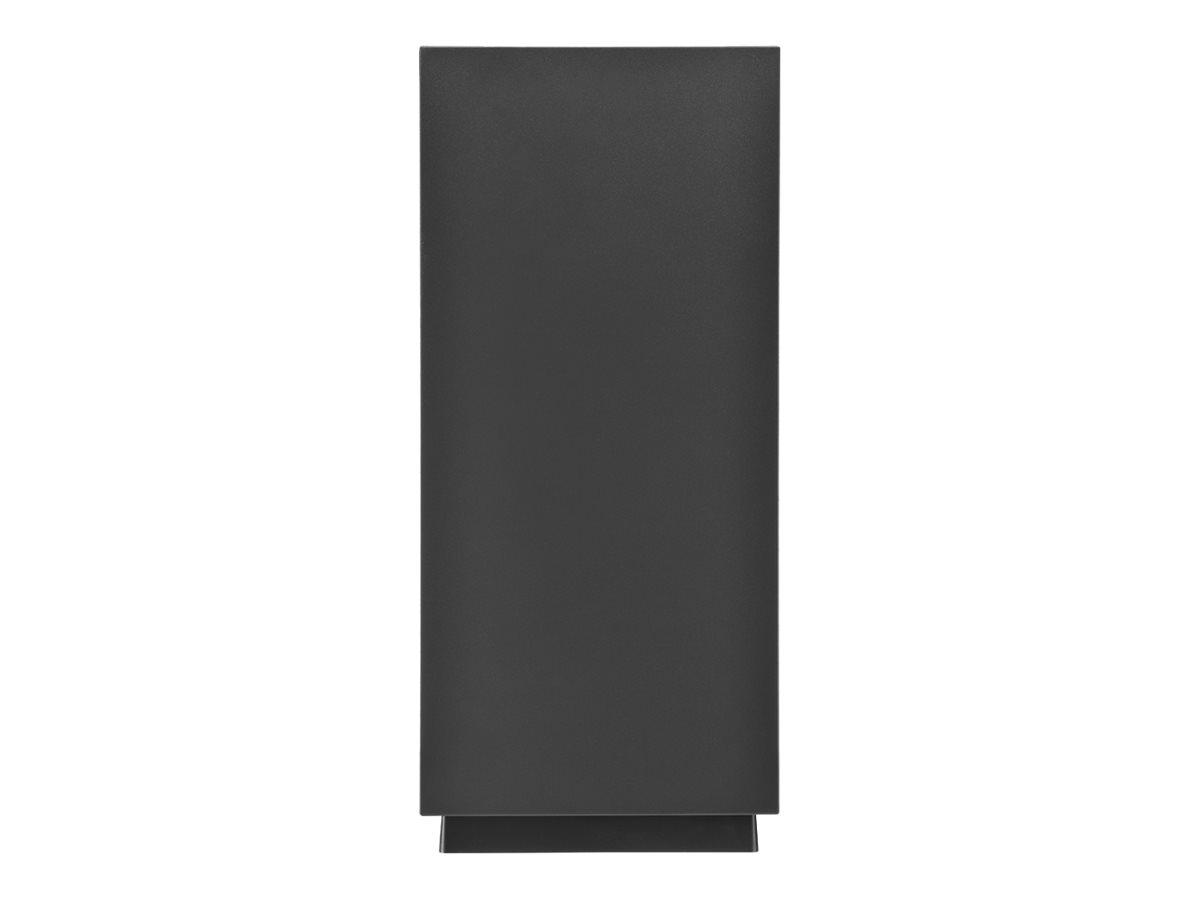 Sharkoon PURE STEEL - Tower - Erweitertes ATX - ohne Netzteil - USB/Audio